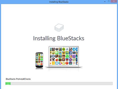 bluestack Instalation on PC