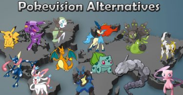 Pokevision Alternatives For Android And iOS .