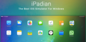 iPadian emulator for Windows