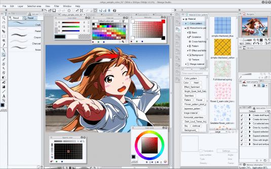 10 Best Free Manga Drawing Software Techwarior