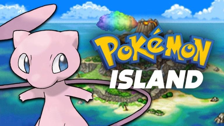 pokemon island,fan-made game