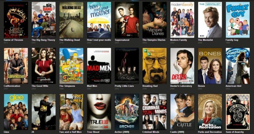 Wonderful Sites to Download TV Series