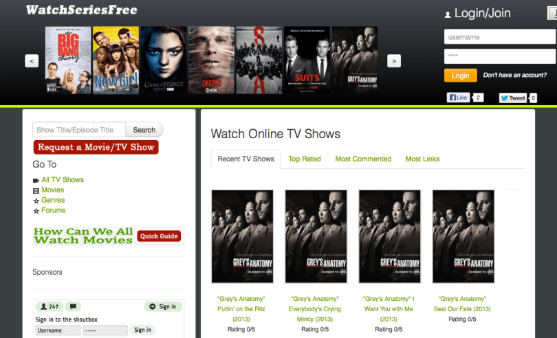 download tv shows for free online