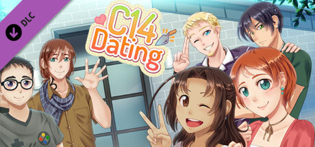 C14 Dating like HuniePop