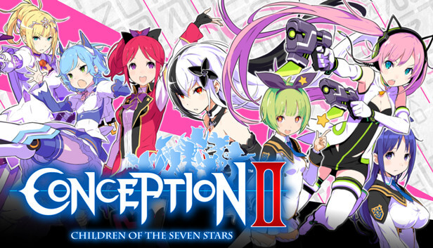 Conception II like HuniePop