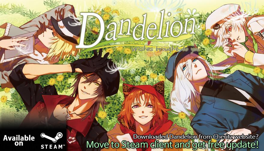Dandelion like HuniePop