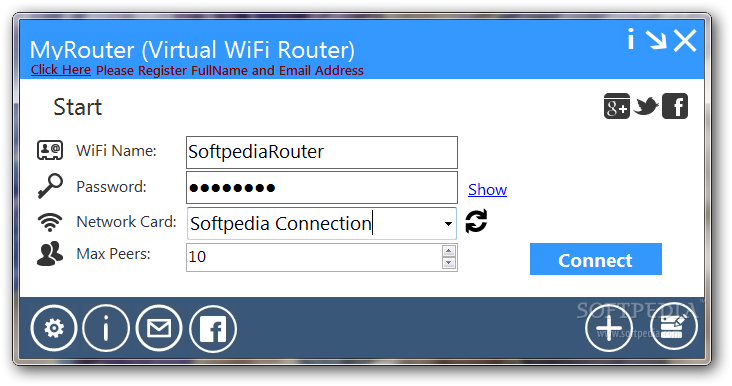 my router connectify alternative