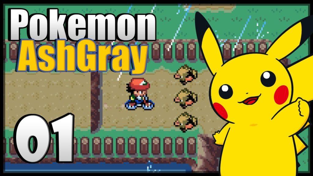 Pokemon Ash Grey