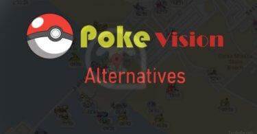 Best Pokevision Alternatives