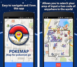 FastPokeMap alternatives for Pokemon GO