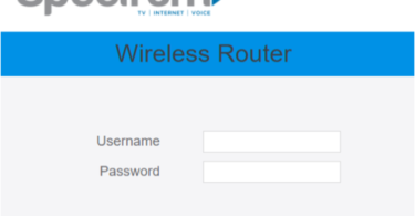 Charter Spectrum Router [Login, Default Password, IP]