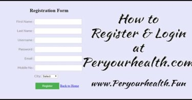 How to Pay your medical bill using peryourhealth.com (Sign in)