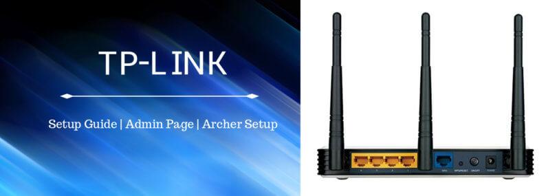 TP-Link Router [Login, Setup, IP]