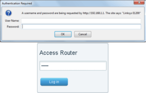 What if I forgot the password of my Linksys Router