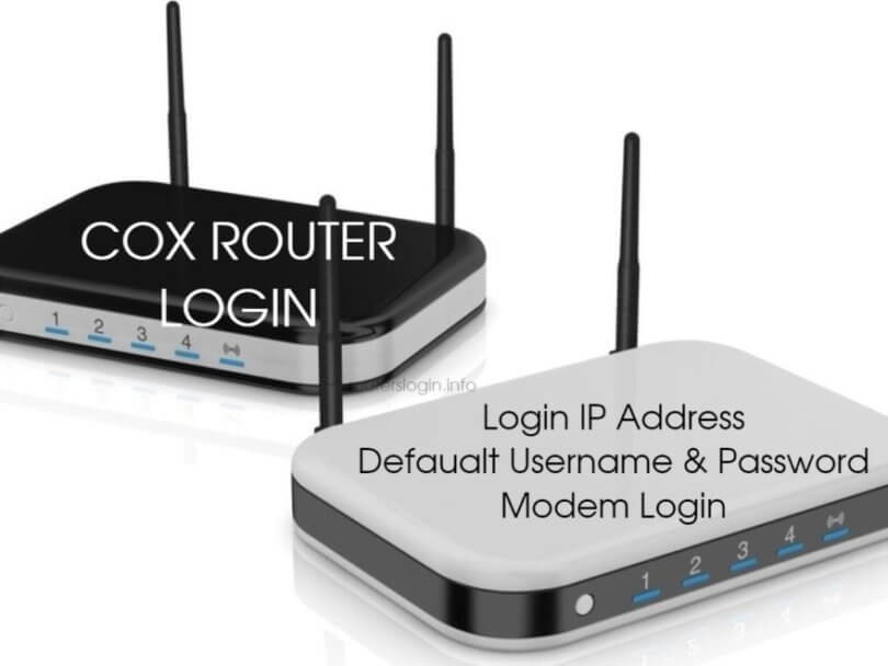 Cox Router Login [Settings, Reset, Default IP]