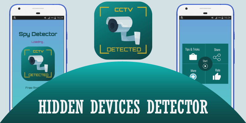 Hidden Camera Detector Apps