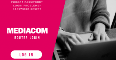 Mediacom Router [Login, Setup, Settings]