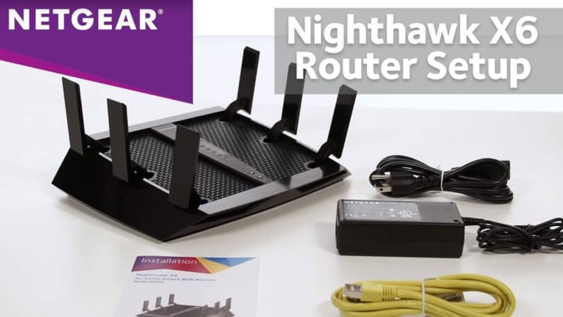 Nighthawk Router [Default Login, Setup]
