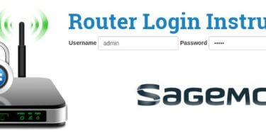 Sagemcom Router Login [Reset, Settings, IP]