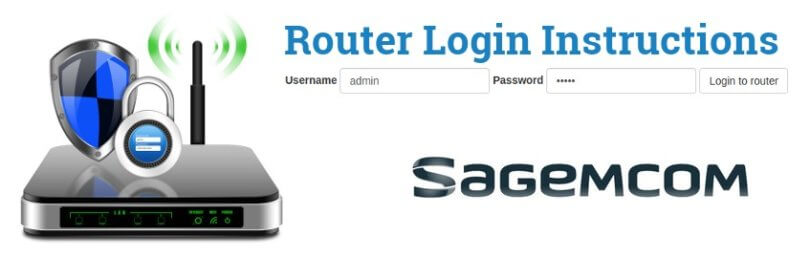 Sagemcom Router Login [Reset, Settings, IP]