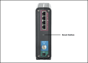motorola router hard reset