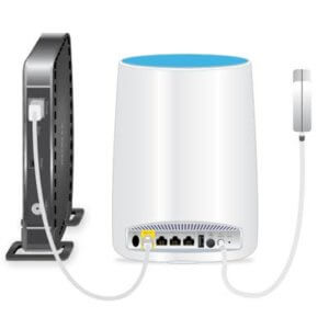 How to Set up an Orbi router?
