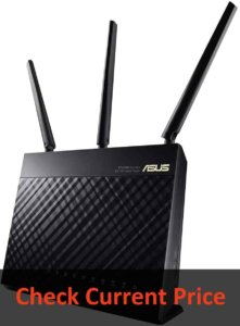 Asus AC1900 Dual Band Gigabit WiFi Router: Best DD-WRT For Open VPN (RT-AC68U)