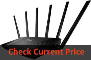ASUS AC 3200 tri-band: Best Router Under $200