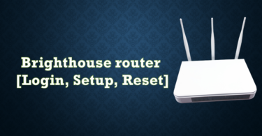 Brighthouse router [Login, Setup, Reset, Defaults]
