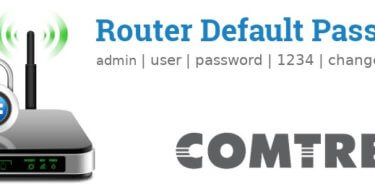 Comtrend router [Login, Setup, Reset, Defaults]