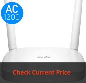 Cudy AC1200 Dual Band Smart WiFi Router: Best Budget