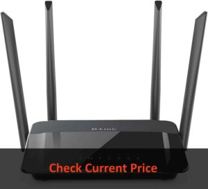 D-Link WiFi Router AC1200: Best Dual Band Router For Home With parental Control