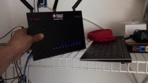 How to set up a CellSpot router