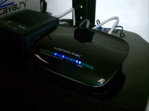 How to set up a Medialink router
