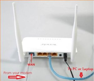 How to set up a Tenda Router