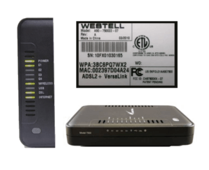 How to set up a Westell Router