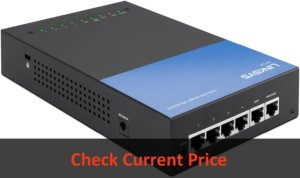 Linksys Business Dual WAN Gigabit VPN Router (LRT224)