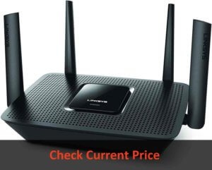 Linksys Tri-Band Wi-Fi Router: Best For Long Range