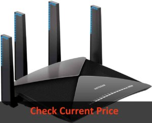NETGEAR Nighthawk X10 Smart Wi-Fi Router (R9000)