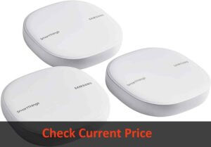 Samsung Electronics ET-WV525KWEGUS: Best Mesh Router, White (3 pack)