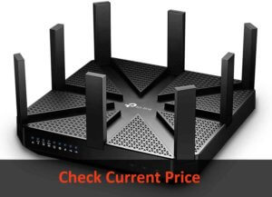 Tp-Link AC5400 Wireless Router[Archer C5400]: