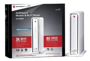 set up a Midco router