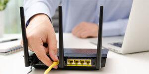 RCN Router [Login, Setup, Reset, Defaults]