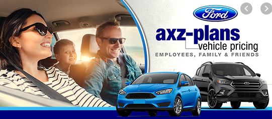 Get Huge Discounts When You Purchase a Ford Vehicle