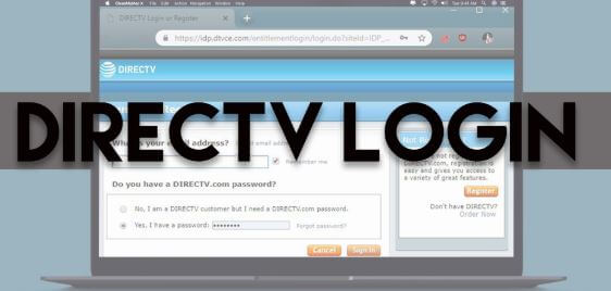 How to Login to DirecTV