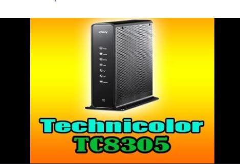 Technicolor TC8305C Features