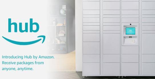 What is Amazon Hub