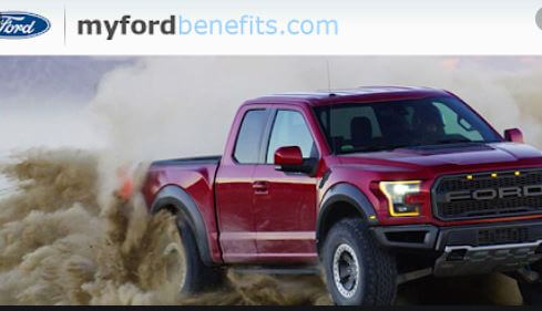 What is Myfordbenefits