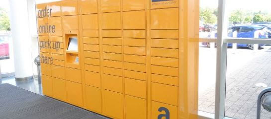 Where are Amazon Hubs Located