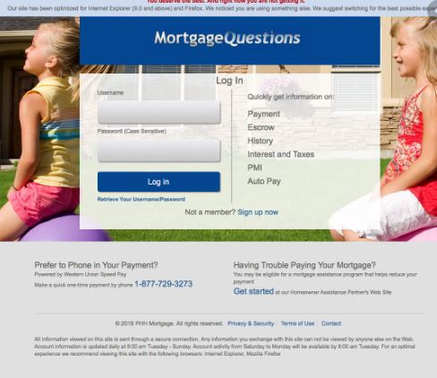 How to Login to your Mortgagequestions Login Account